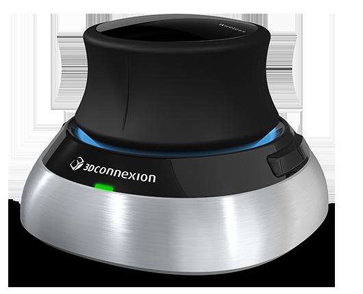 3D манипулятор 3DCONNEXION SpaceMouse Wireless Kit (SpaceMouse Wireless + CadMouse Wireless) 3DX-700067