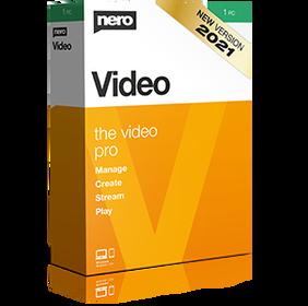 Nero Video 2021
