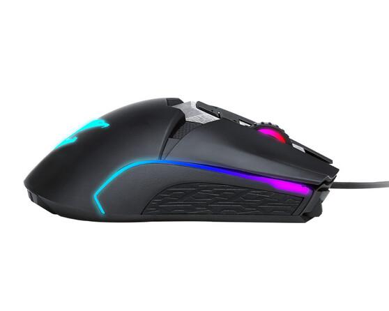Мышь AORUS GM-AORUS M5, цвет черный