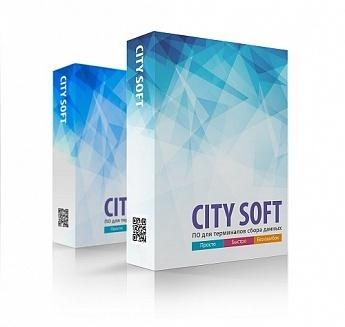 Scan City CitySoft Online (лицензия для терминалов сбора данных для Windows)