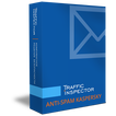 Traffic Inspector Anti-Spam powered by Kaspersky.