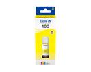 Купить Картридж желтый Epson 103, C13T00S44A, Желтый