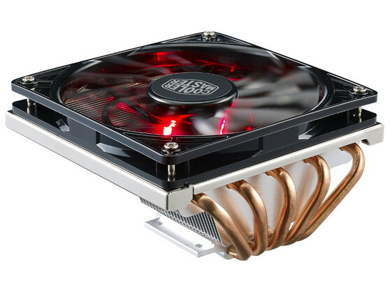 Кулер Процессорный Cooler Master CPU Air cooler GeminII M5