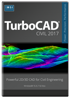 IMSI/Design TurboCAD Civil