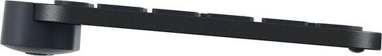 Клавиатура Logitech Wireless MX Keys 920-009417, цвет темно-серый