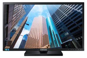 Монитор Samsung S24E650DW 24.0'' черный