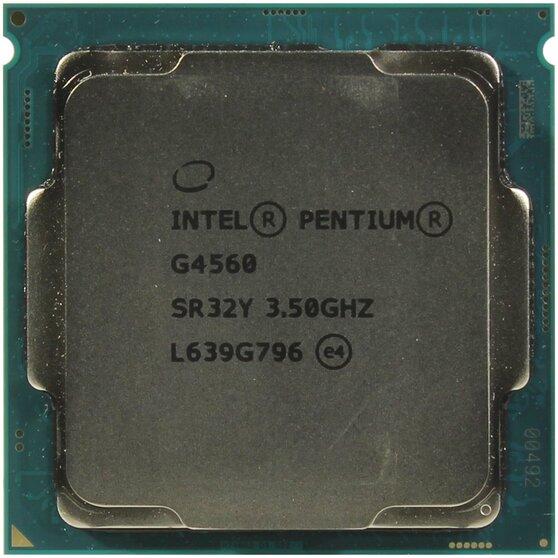 Процессор Intel    Pentium G4560 BOX
