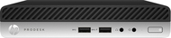 МиниПК HP Inc. ProDesk G5 Mini 400