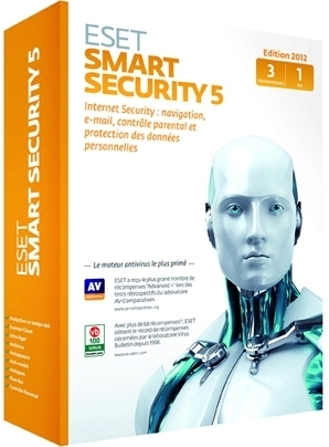 ESET NOD32 Smart Security Business Edition newsale for 80 users 1 month