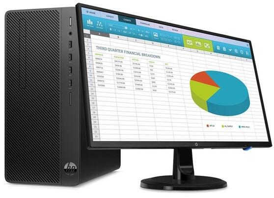 ПК HP Inc. Bundle 290 G3 MT, 9UF75ES#ACB