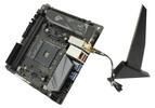 Материнская плата ASUS AMD B450 ROG STRIX B450-I GAMING