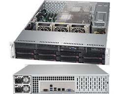 Supermicro SuperServer 2U 6029P-TRT noCPU(2)Scalable<wbr/>/TDP 70-205W<wbr/>/ no DIMM(16)<wbr/>/ SATARAID HDD(8)LFF<wbr/>/ 2x10GbE<wbr/>/ 6xLP, M2<wbr/>/ 2x1000W