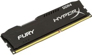 Оперативная память Kingston Desktop DDR4 2400МГц 8GB, HX424C15FB2/8, RTL