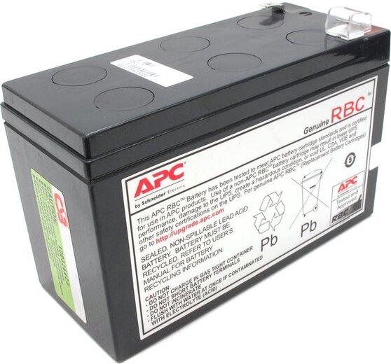 Сменная батарея для ИБП APC Батареи ИБП RBC17
