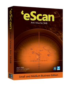 eScan AntiVirus Edition with Cloud Security