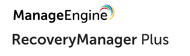 Zoho ManageEngine Recovery Manager Plus