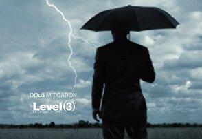 Level 3 DDoS mitigation