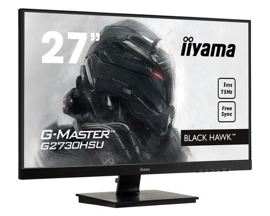 Монитор Iiyama G2730HSU 27.0'' черный