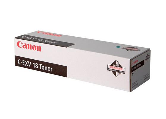 Фотобарабан черный Canon C-EXV18, 0388B002AA  000