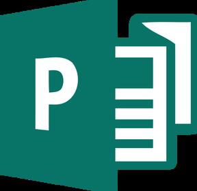 Microsoft Office Publisher 2016