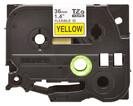 Купить Лента желтый Brother TZe-FX661, TZEFX661, Желтый