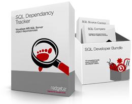 Red Gate SQL Dependency Tracker 2.8