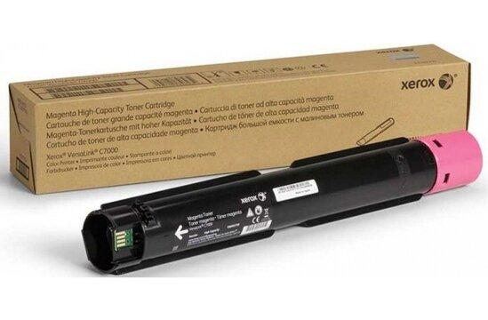 Фото товара VersaLink C7000, пурпурный тонер-картридж повышенной емкости