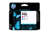 Печатающая головка голубой, пурпурный HP Inc. 940, C4901A фото