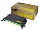 Тонер-картридж желтый Samsung CLT-Y609S, SU563A