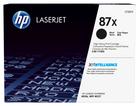Картридж черный HP Inc. CF287X.