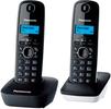 Радиотелефон Panasonic TG1612, 2 трубки