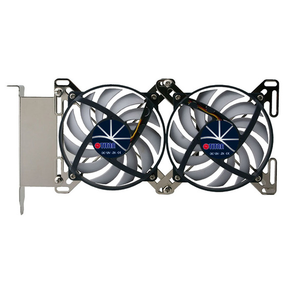 Вентилятор Titan Case Fan TTC-SC07TZ(RB)