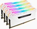 Оперативная память Corsair Desktop DDR4 3200МГц 4x16Gb, CMW64GX4M4C3200C16W