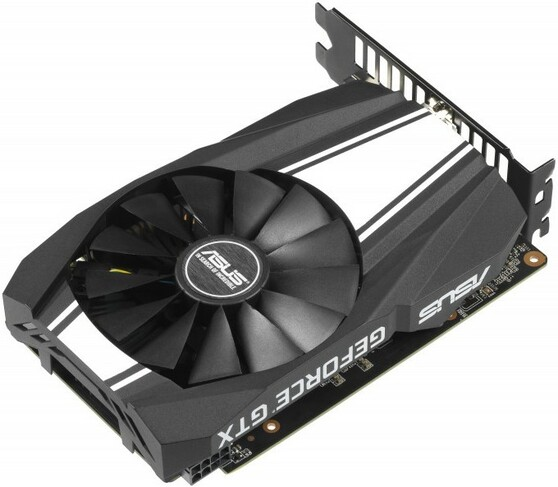 Видеокарта ASUS GeForce GTX 1660 6 ΓБ Retail