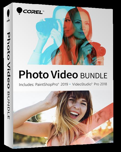 Corel Photo Video Bundle