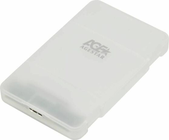 HDD external case AgeStar 2.5'' 3UBCP3