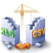 WhiteTown XLS (Excel) to CSV Converter.