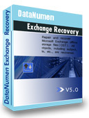 DataNumen Exchange Recovery 5.0