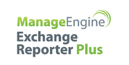 Zoho ManageEngine Exchange Reporter Plus.