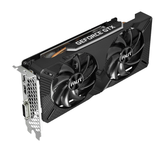 Видеокарта Palit GeForce GTX 1660 Ti 6 ΓБ Retail