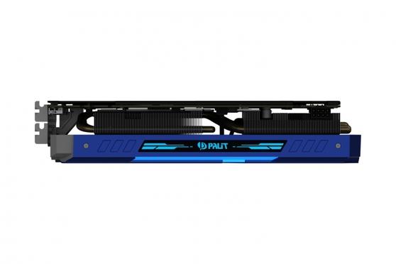Видеокарта Palit GeForce GTX 1070 8 ΓБ Retail