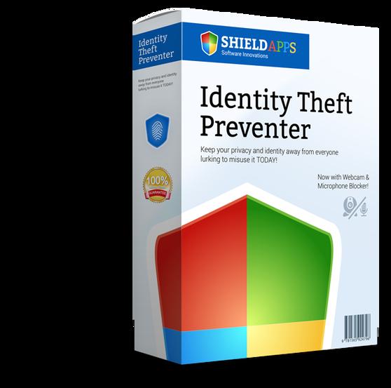 ShieldApps Identity Theft Preventer
