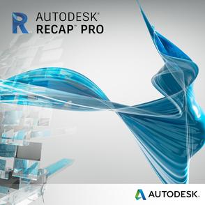 Autodesk ReCap Pro (продление электронной версии), сетевая лицензия на 3 года, 919H1-00N821-T172