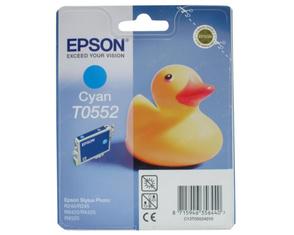 Картридж голубой Epson C13T05524010