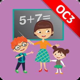 OC3 ОС3, Матемашка, Задания 0-4 (электронная лицензия), на 1 рабочее место, OC3MA10F001E