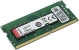 Оперативная память Kingston Desktop DDR4 2400МГц 8GB, KVR24S17S8/8, RTL