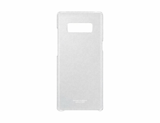 Samsung Galaxy Note 8 Clear Cover Great EF-QN950C