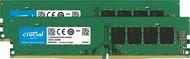 Оперативная память Crucial Desktop DDR4 3200МГц 2x4Gb, CT2K4G4DFS632A, RTL