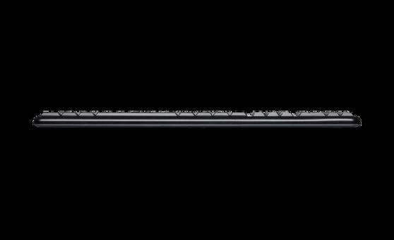 Клавиатура Logitech K120 920-002522, цвет черный