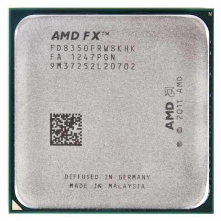 Процессор AMD    FX-8350 BOX